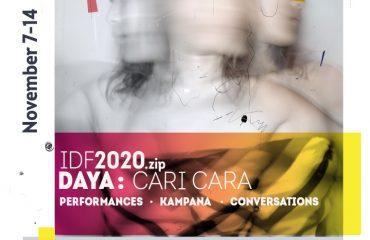 Artboard 2 80 | IDF2020.zip DAYA: CARI CARA: International Dance Festival Biennale ke-15